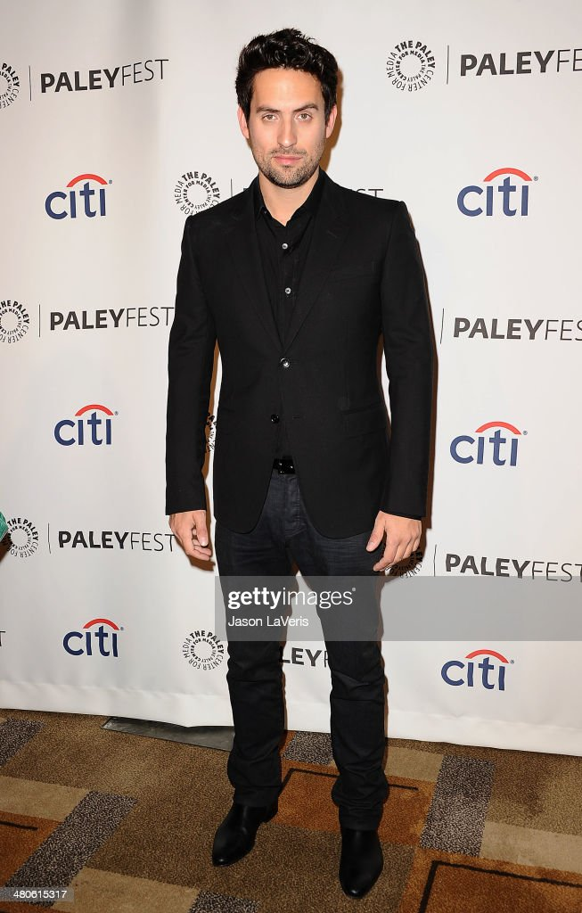Actor Ed Weeks attends 'The Mindy Project' event at the 2014 PaleyFest at Dolby Theatre on March 25, 2014 in Hollywood, California.