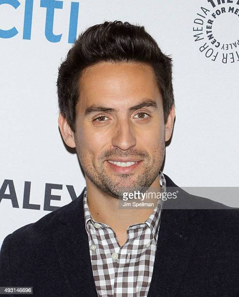 Actor Ed Weeks attends the PaleyFest New York 2015 'The Mindy Project' at The Paley Center for Media on October 17 2015 in New York City
