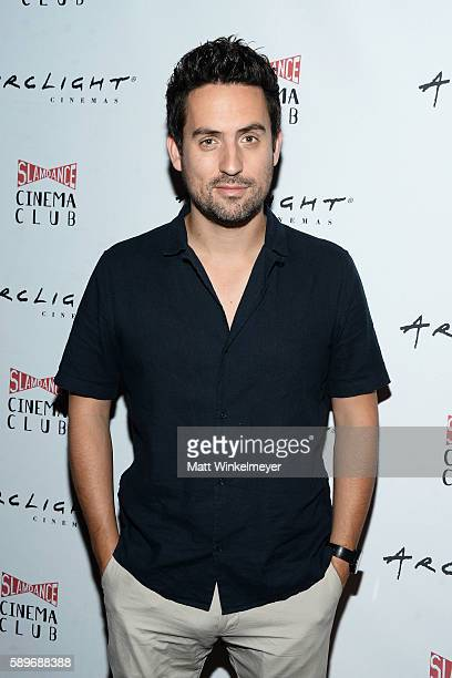 Actor Ed Weeks attends the screening of Caterpillar Event Productions' 'Mad' at ArcLight Hollywood on August 14 2016 in Hollywood California