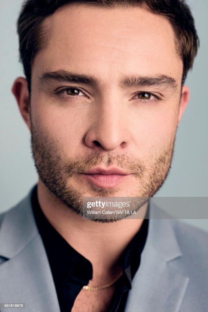 Actor Ed Westwick poses for a portrait BBC America BAFTA Los Angeles TV Tea Party 2017 at the The Beverly Hilton Hotel on September 16, 2017 in West Hollywood, California.