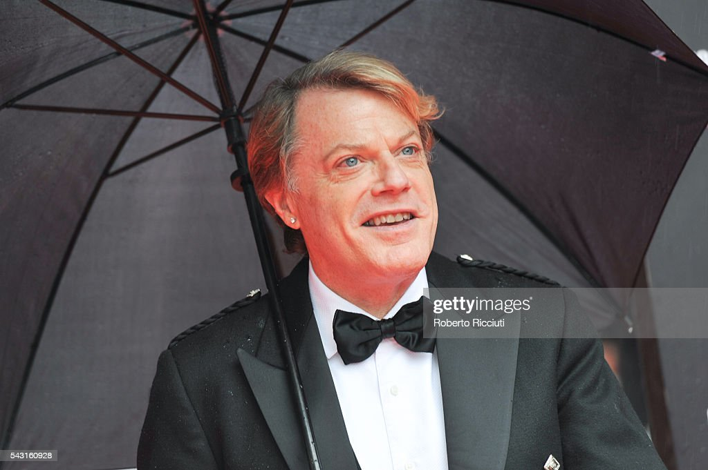 Actor <a gi-track='captionPersonalityLinkClicked' href=/galleries/search?phrase=Eddie+Izzard&family=editorial&specificpeople=204152 ng-click='$event.stopPropagation()'>Eddie Izzard</a> attends the EIFF Closing Night Gala and World Premiere of 'Whisky Galore!' during the 70th Edinburgh International Film Festival at Festival Theatre on June 26, 2016 in Edinburgh, United Kingdom.