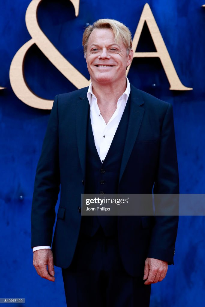Actor Eddie Izzard attends the 'Victoria & Abdul' UK premiere held at Odeon Leicester Square on September 5, 2017 in London, England.