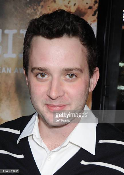 Actor Eddie Kaye Thomas arrives at HBO's premiere of 'The Pacific' held at Grauman's Chinese Theatre on February 24 2010 in Hollywood California