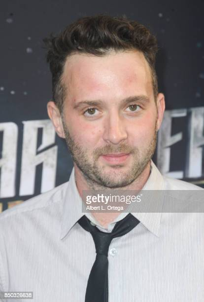 Actor Eddie Kaye Thomas arrives for the Premiere Of CBS's 'Star Trek Discovery' held at The Cinerama Dome on September 19 2017 in Los Angeles...