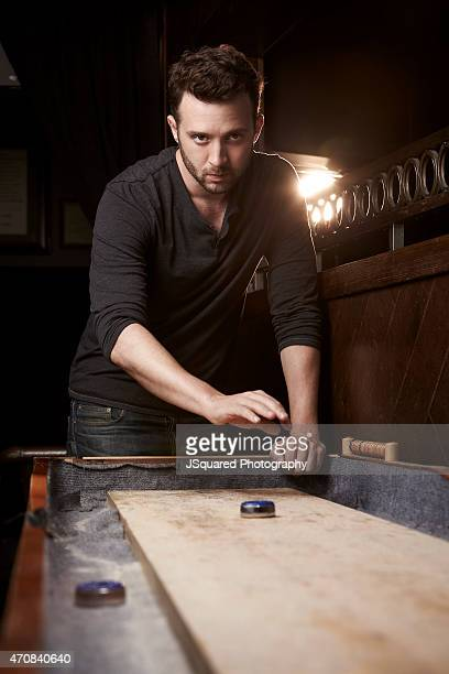Actor Eddie Kaye Thomas is photographed for Glamoholic on August 27 2014 in Los Angeles California