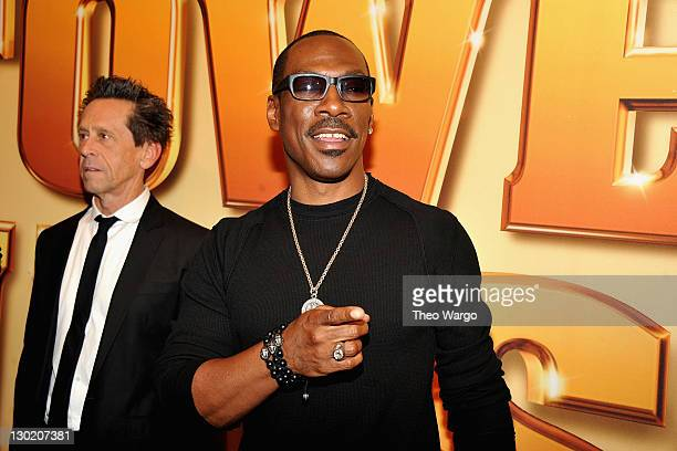 Actor Eddie Murphy attends the world premiere of 'Tower Heist' at the Ziegfeld Theatre on October 24 2011 in New York City