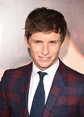 Actor Eddie Redmayne attend the premiere of Focus Features' 'The Danish Girl' at Westwood Village Theatre on November 21 2015 in Westwood California