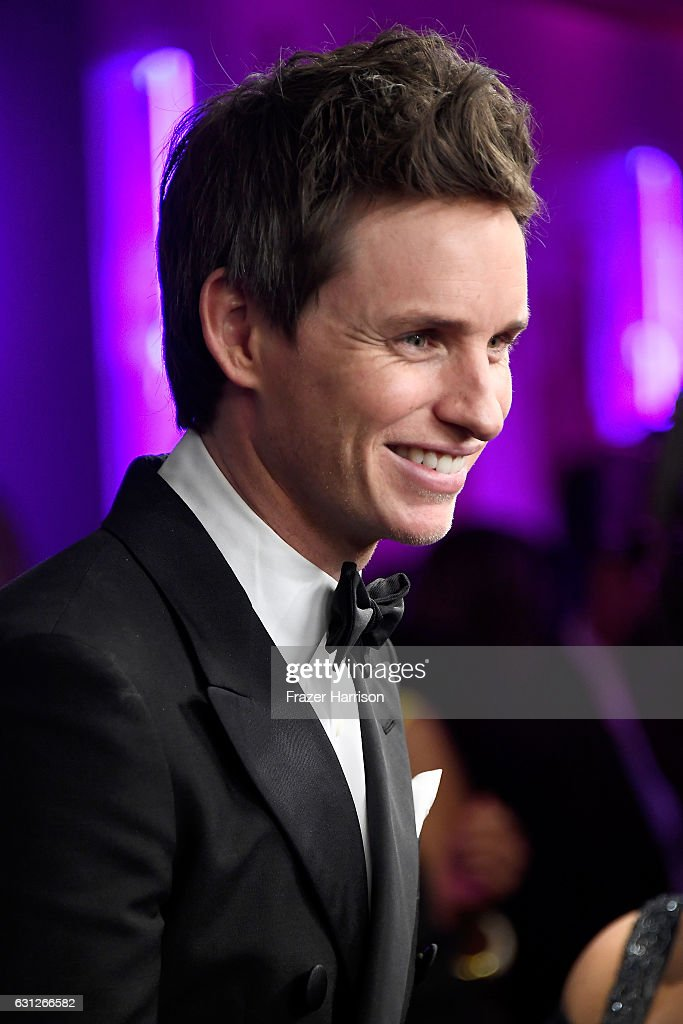 Actor Eddie Redmayne attends the 18th Annual Post-Golden Globes Party hosted by Warner Bros. Pictures and InStyle at The Beverly Hilton Hotel on January 8, 2017 in Beverly Hills, California.