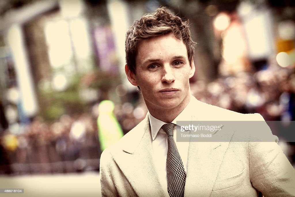 Actor Eddie Redmayne attends 'The Danish Girl' premiere during the 2015 Toronto International Film Festival held at the Princess of Wales Theatre on September 12, 2015 in Toronto, Canada.