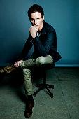 Actor Eddie Redmayne is photographed for Variety on September 6 2014 in Toronto Ontario