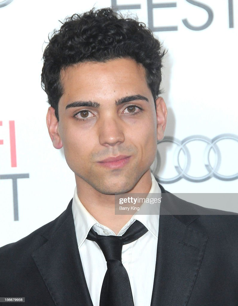 Actor Edgar Morais arrives to the 2012 AFI FEST 'Holy Motors' special screening held at Grauman's Chinese Theatre on November 3, 2012 in Hollyood, California.