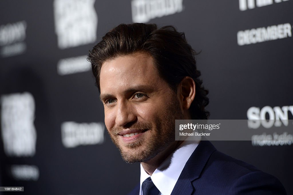 Actor Edgar Ramirez arrives at the Los Angeles premiere of Columbia Pictures' 'Zero Dark Thirty' at Dolby Theatre on December 10, 2012 in Hollywood, California.