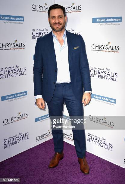 Actor Edgar Ramirez attends the 16th Annual Chrysalis Butterfly Ball at Private Residence on June 3 2017 in Brentwood California