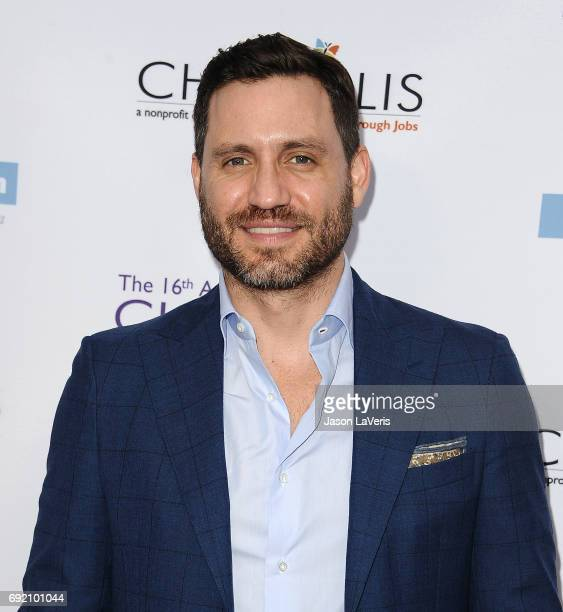 Actor Edgar Ramirez attends the 16th annual Chrysalis Butterfly Ball on June 3 2017 in Brentwood California
