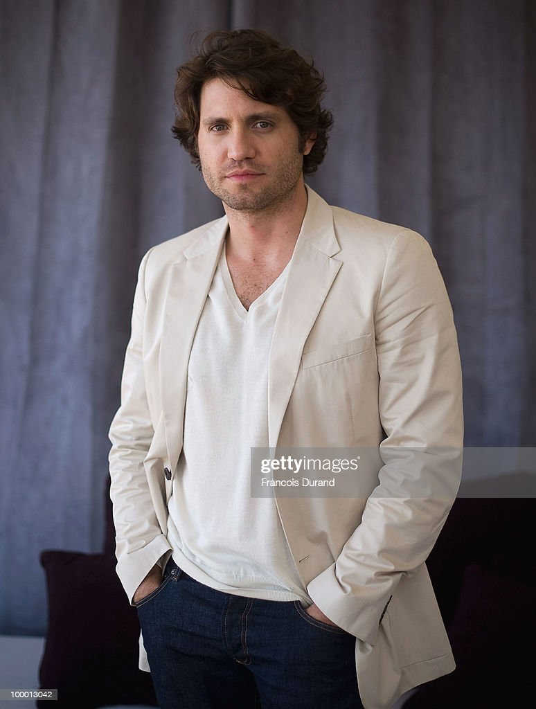 Actor Edgar Ramirez attends the 'Carlos' portrait session at the Audi Beach during the 63rd Annual Cannes Film Festival on May 20, 2010 in Cannes, France.