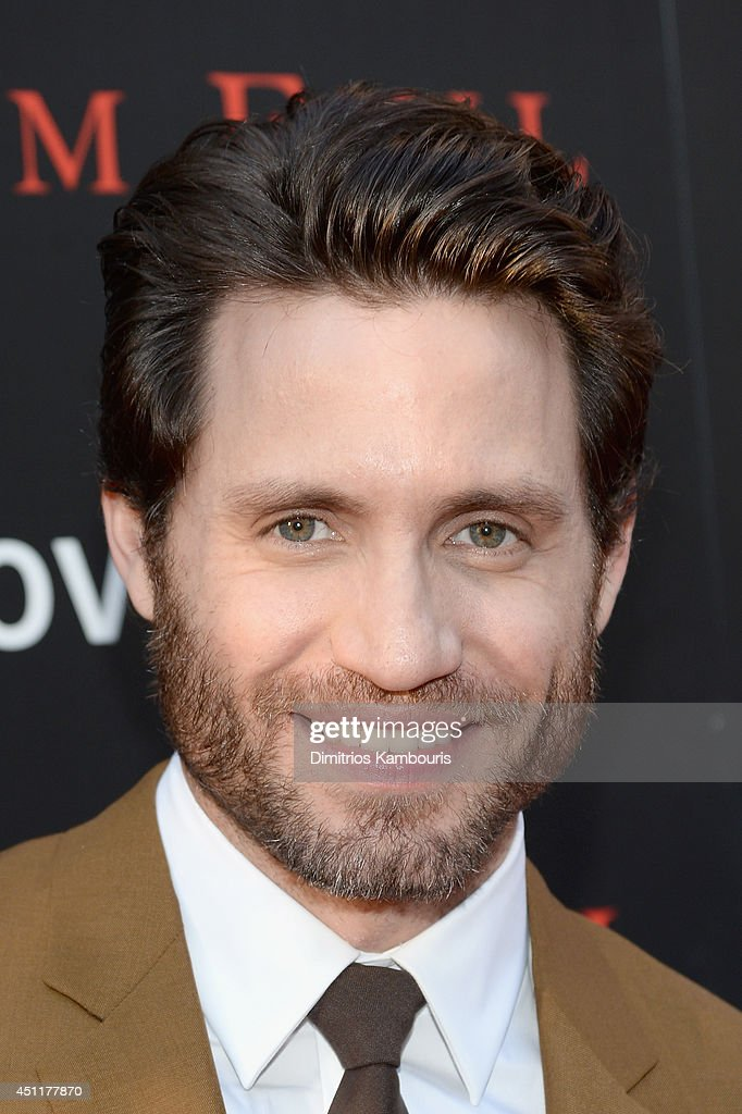 Actor Edgar Ramirez attends the 'Deliver Us From Evil' screening hosted by Screen Gems & Jerry Bruckheimer Films with The Cinema Society at SVA Theater on June 24, 2014 in New York City.