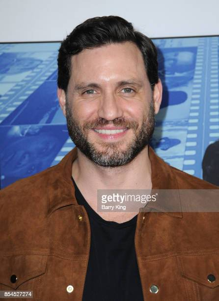 Actor Edgar Ramirez attends the premiere of HBO's 'Spielberg' at Paramount Studios on September 26 2017 in Hollywood California