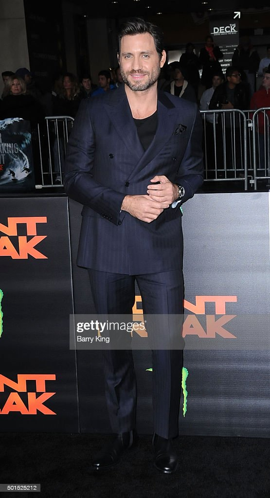 "Premiere Of Warner Bros. Pictures' ""Point Break"" - Arrivals"