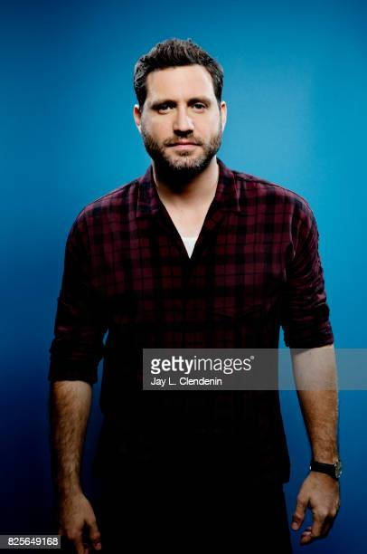 Actor Edgar Ramirez from the film 'Bright' is photographed in the LA Times photo studio at ComicCon 2017 in San Diego CA on July 20 2017 CREDIT MUST...
