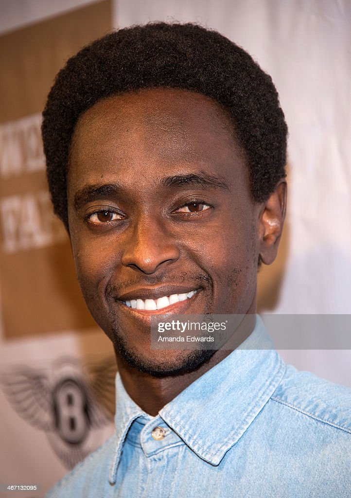Actor <a gi-track='captionPersonalityLinkClicked' href=/galleries/search?phrase=Edi+Gathegi&family=editorial&specificpeople=4327719 ng-click='$event.stopPropagation()'>Edi Gathegi</a> arrives at The Beverly Hills Chamber Of Commerce's