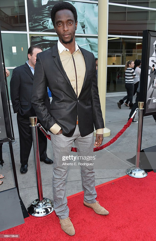 Actor <a gi-track='captionPersonalityLinkClicked' href=/galleries/search?phrase=Edi+Gathegi&family=editorial&specificpeople=4327719 ng-click='$event.stopPropagation()'>Edi Gathegi</a> attends a special screening of Summit Entertainment's 'Now You See Me' at the ArcLight Theaters Hollywood on May 23, 2013 in Hollywood, California.