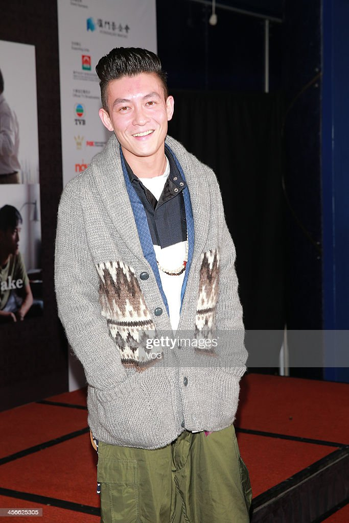 Actor Edison Chen attends 'Streets of Macao' press conference during the 56th Asia-Pacific Film Festival at The Venetian Theatre on December 14, 2013 in Macau, Macau.