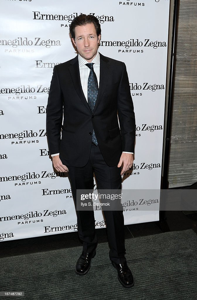 Actor Edward Burns attends Ermenegildo Zegna 'Essenze' Collection Launch Event at The Ermenegildo Zegna Boutique on December 3, 2012 in New York City.