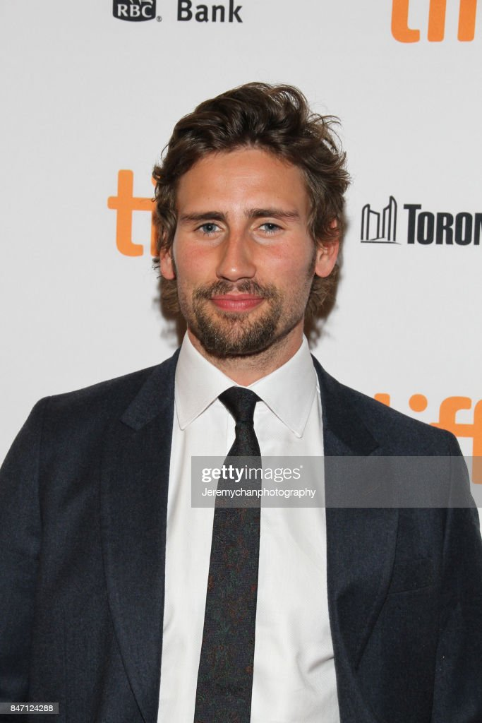 Actor Edward Holcroft attends the 'Alias Grace' Premiere held at Winter Garden Theatre during the 2017 Toronto International Film Festival on September 14, 2017 in Toronto, Canada.