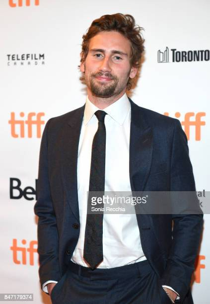Actor Edward Holcroft attends The World Premiere of the Limited Series 'Alias Grace' starring Sarah Gadon from Sarah Polley directed by Mary Harron...