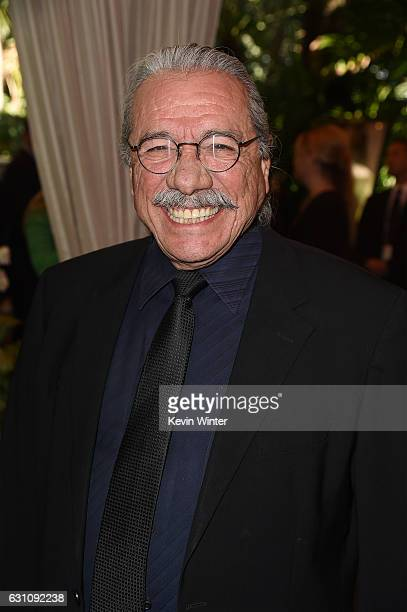 Actor Edward James Olmos attends the 17th annual AFI Awards at Four Seasons Los Angeles at Beverly Hills on January 6 2017 in Los Angeles California