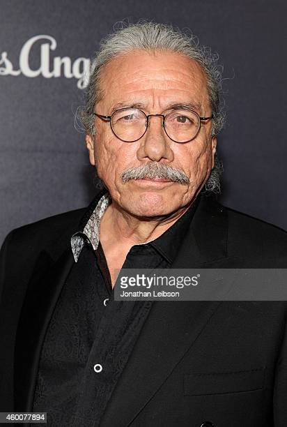 Actor Edward James Olmos attends The Music Center's 50th Anniversary Spectacular at The Music Center on December 6 2014 in Los Angeles California