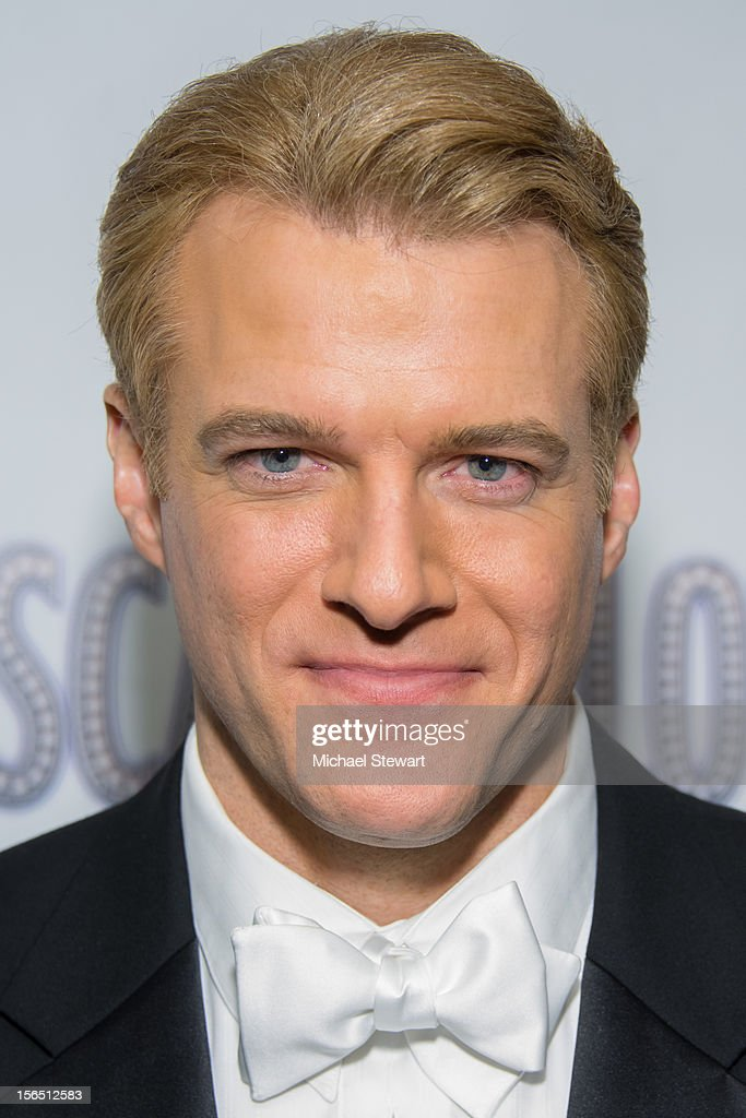 Actor Edward Watts attends the 'Scandalous' Broadway Opening Night after party at Copacabana on November 15, 2012 in New York City.