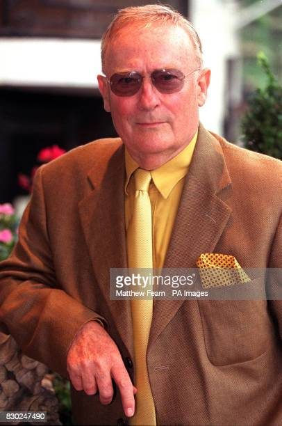 Actor Edward Woodward during a photocall in London's Piccadilly takes on a new role as CI5 Commander Harry Malone in Sky One's new television series...