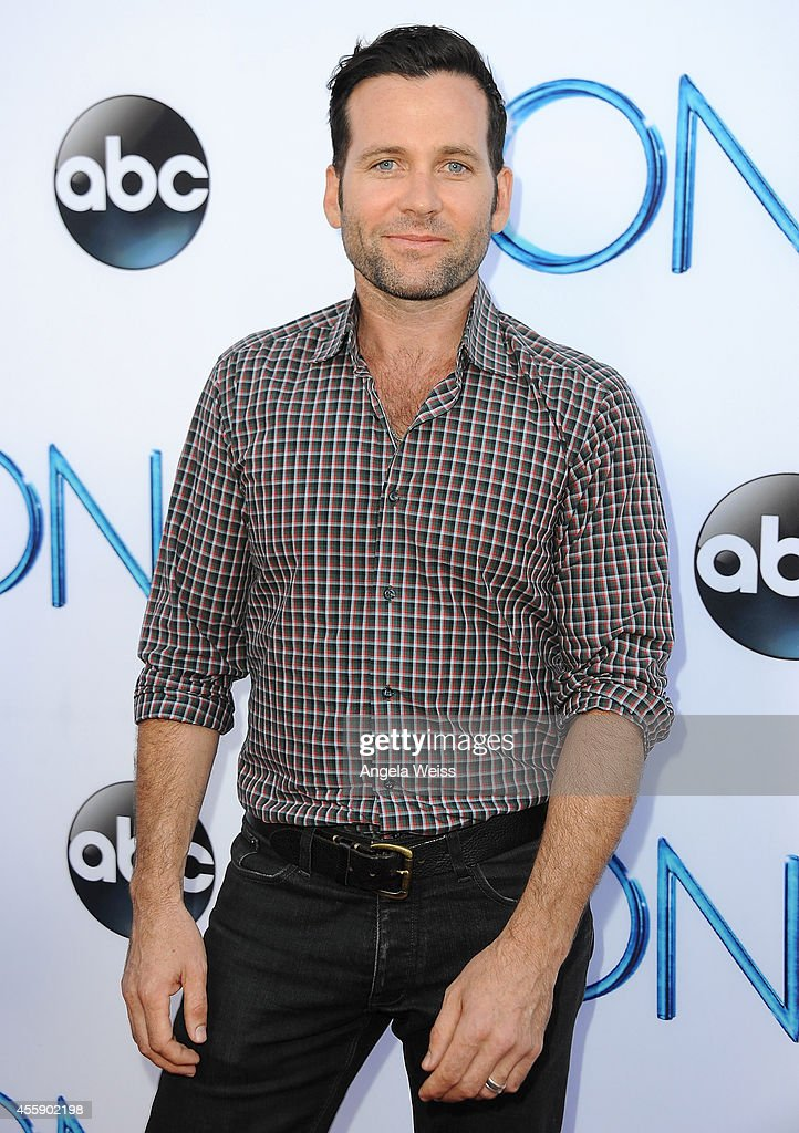 Actor Eion Bailey attends ABC's 'Once Upon A Time' Season 4 red carpet premiere at the El Capitan Theatre on September 21, 2014 in Hollywood, California.