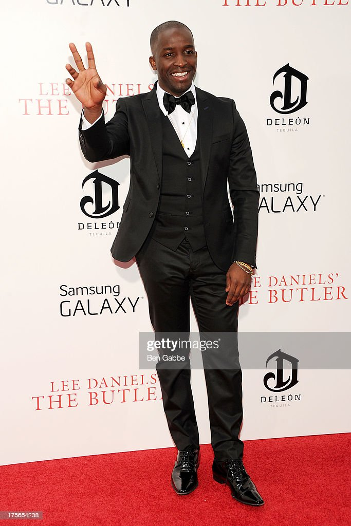 Actor <a gi-track='captionPersonalityLinkClicked' href=/galleries/search?phrase=Elijah+Kelley&family=editorial&specificpeople=718968 ng-click='$event.stopPropagation()'>Elijah Kelley</a> attends Lee Daniels' 'The Butler' New York Premiere at Ziegfeld Theater on August 5, 2013 in New York City.