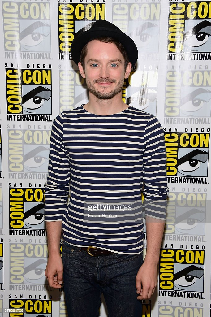 "Comic-Con International 2016 - ""Dirk Gently"" Press Line"