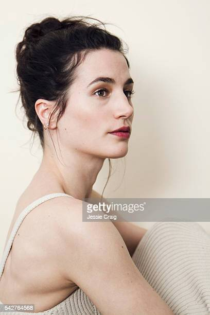 Actor Elisa Lasowski is photographed for The Picture Journal on May 23 2016 in London England