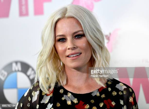 Actor Elizabeth Banks attends attends Women In Film 2017 Crystal Lucy Awards Presented By Max Mara And BMW at The Beverly Hilton Hotel on June 13...