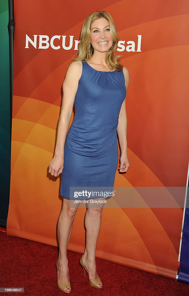 Actor Elizabeth Mitchell attends the NBC Winter TCA Press Tour held at the Langham Huntington Hotel and Spa on January 6, 2013 in Pasadena, California.
