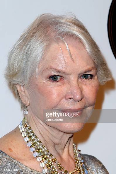 Actor Ellen Burstyn attending Friars Club Honors Martin Scorsese with Entertainment Icon Award at Cipriani Wall Street on September 21 2016 in New...