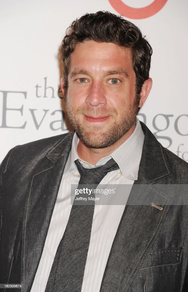 Actor <a gi-track='captionPersonalityLinkClicked' href=/galleries/search?phrase=Elliott+Yamin&family=editorial&specificpeople=564519 ng-click='$event.stopPropagation()'>Elliott Yamin</a> arrives at the Eva Longoria Foundation Dinner at Beso restaurant on September 28, 2013 in Hollywood, California.