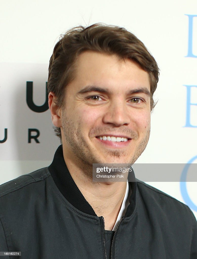 Actor Emile Hirsch attends Focus Features' 'Dallas Buyers Club' premiere at the Academy of Motion Picture Arts and Sciences on October 17, 2013 in Beverly Hills, California.