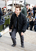 Actor Emile Hirsch attends Stella Artois At The Village At The Lift 2015 Day 1 on January 23 2015 in Park City Utah