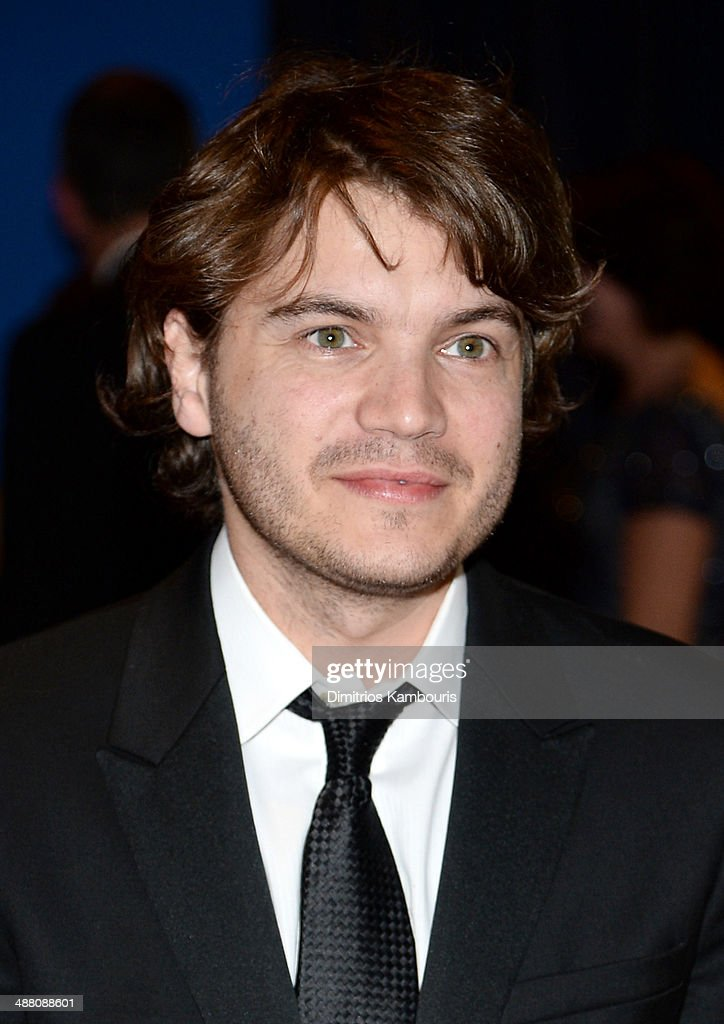 Actor <a gi-track='captionPersonalityLinkClicked' href=/galleries/search?phrase=Emile+Hirsch&family=editorial&specificpeople=210805 ng-click='$event.stopPropagation()'>Emile Hirsch</a> attends the 100th Annual White House Correspondents' Association Dinner at the Washington Hilton on May 3, 2014 in Washington, DC.