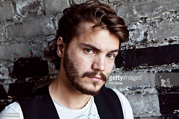 Actor Emile Hirsch is photographed on September 13 2011 in Toronto Ontario