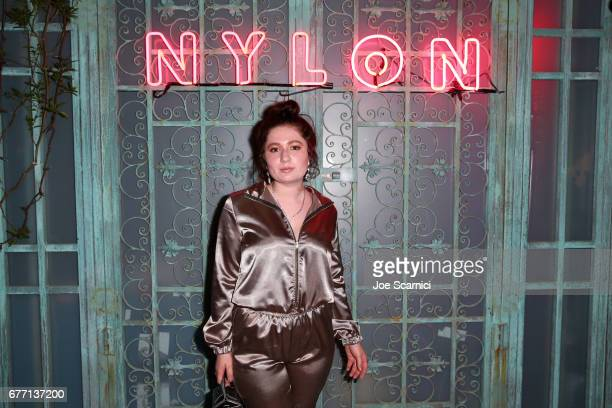 Actor Emma Kenney at the NYLON Young Hollywood Party at AVENUE Los Angeles on May 2 2017 in Los Angeles California