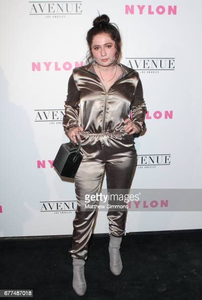 Actor Emma Kenney attends NYLON's Annual Young Hollywood May Issue Event at Avenue on May 2 2017 in Los Angeles California
