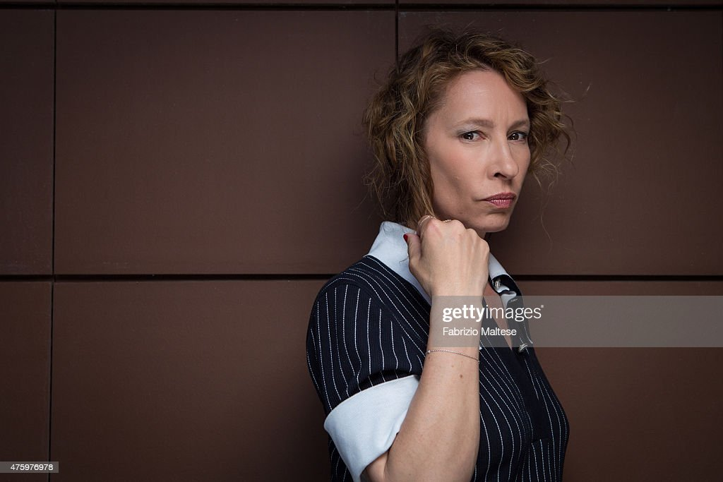 Actor <a gi-track='captionPersonalityLinkClicked' href=/galleries/search?phrase=Emmanuelle+Bercot&family=editorial&specificpeople=2147740 ng-click='$event.stopPropagation()'>Emmanuelle Bercot</a> is photographed on May 14, 2015 in Cannes, France.
