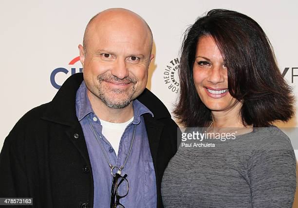 Actor Enrico Colantoni attends the 2014 PaleyFest presentation of 'Veronica Mars' at the Dolby Theatre on March 13 2014 in Hollywood California