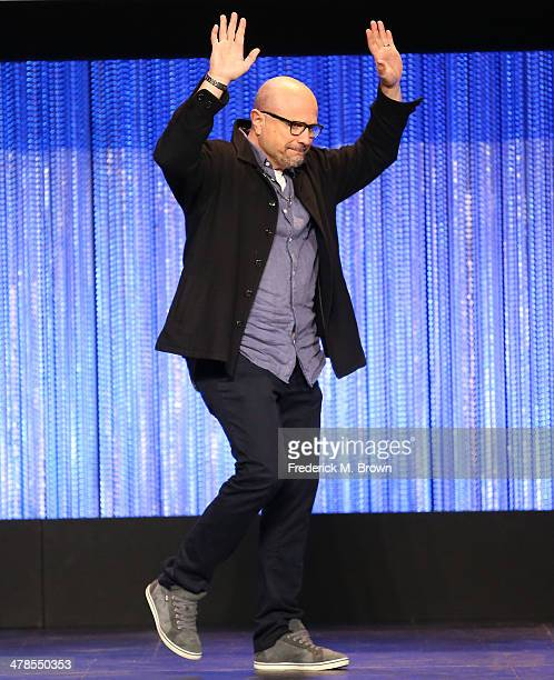 Actor Enrico Colantoni attends The Paley Center for Media's PaleyFest 2014 Honoring 'Veronica Mars' at the Dolby Theatre on March 13 2014 in...